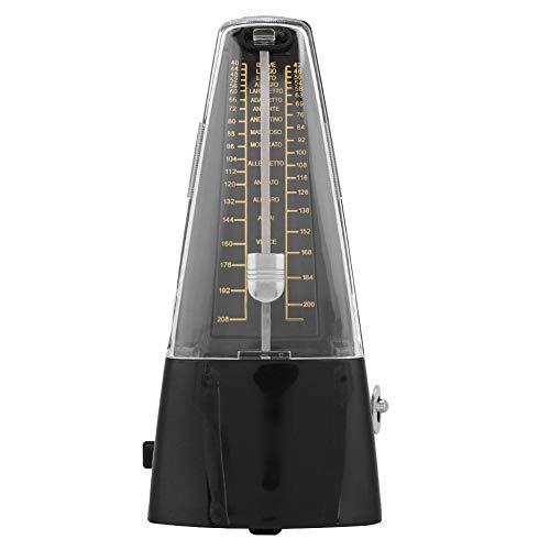 Mechanisches Metronom, Hochwertiges Tower-Metronom mit lautem Klang für Klaviertrommel, Violine, Gitarren-Track, Tempo, Player-Zubehör für Musikinstrumente