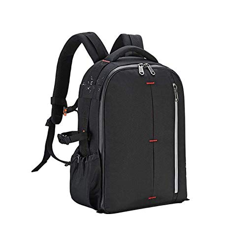 Camera Backpack Waterproof Shockproof 32 X 15 46cm Case with for Lenses