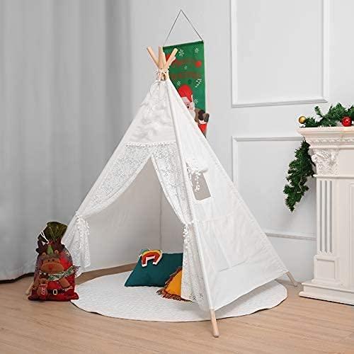 Anion Tipi - Tienda de campaña para niños, diseño indio