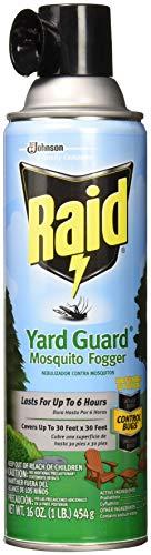 Raid Yard Guard, 16 OZ (Pack - 3)