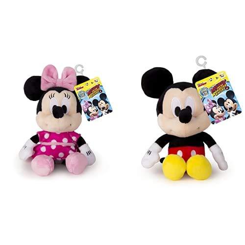 IMC Toys 182394 - Preescolar Display Classic Mini Minnie Sonidos + IMC Toys 182387 - Preescolar Display Classic Mini Mickey Sonidos