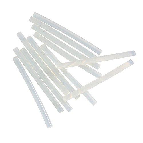 Innovo Lot de 24 recharges de bâtons de colle à chaud 6 mm de diamètre et 100 mm de longueur