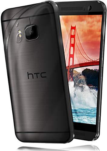 MoEx® Ultra-Clear Case [Vollständig Transparent] passend für HTC One S9 | rutschfest & extrem dünn - Fast unsichtbar, Klar