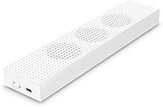 MoKo Xbox One S Cooling Fan, Built-in 3 High Speed Fans, 2-Port USB Charing & Data Syncing, L/H Fan Speed Switch for Xbox ...