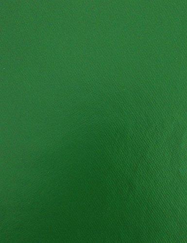 KEVKUS Wachstuch Tischdecke Meterware Unifarben Tannengrün Uni 350 Größe Wählbar in Eckig Rund Oval (140x210 cm Oval)