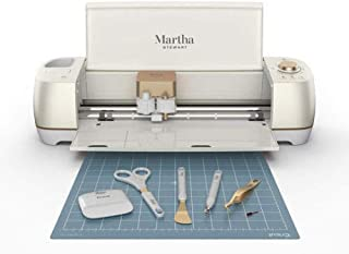 Cricut Explore Air 2 Die Cutting and Embossing Machine - Martha Stewart Special Edition Bundle with Tool Set - Pearl