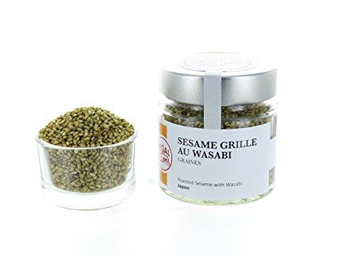 REGAL DES SENS Sésame grillé au wasabi