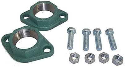 Taco T110-254F 1.5-Inch Flange Set Cast Iron