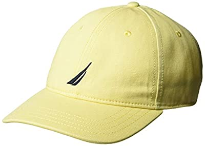 Nautica Men's J-Class 6-Panel Cap Hat