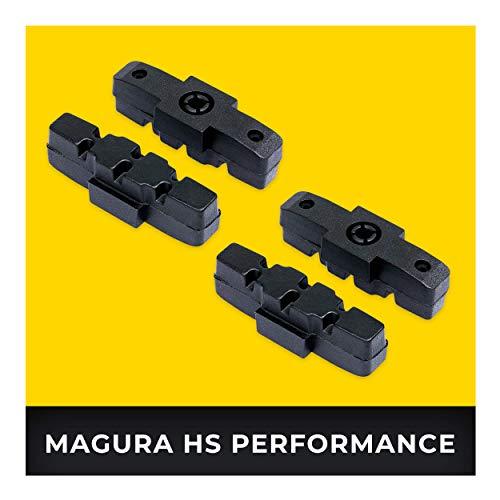 Magura HS Remblokjes 2 Paar HS11 HS22 HS24 HS33 HS 33 RE HS 33 R Urban HS 33 R Trial HS 33 R Firmtech HS 33 R HSI I Hoge Remprestaties I Duurzaam & Perfecte Pasvorm Remblokken