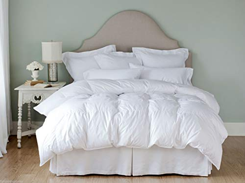 NIGHTS 13.5 TOG DUCK FEATHER AND DOWN DUVET QUILT (DOUBLE - 200X200 CM)
