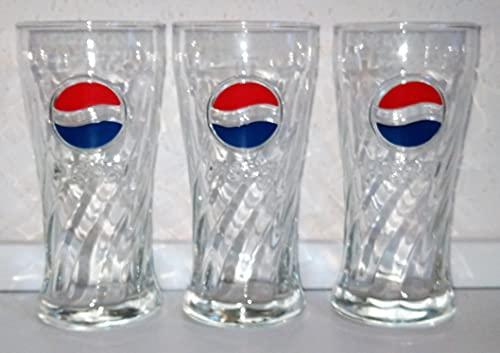 Vaso de cristal / Pepsi / Coca-Cola / Original / Vaso de...