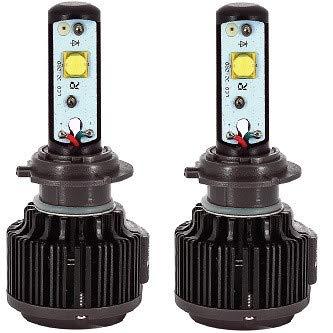 HABILL-AUTO Kit de Conversion LED Pro CANBUS H7 6000k 12/24V