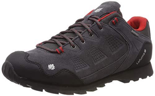 Lafuma Herren Apennins Clim M Walking Shoe, Carbon/Black, 41 1/3 EU