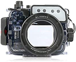 sony rx100 iii underwater housing