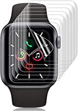 [6 Pack] TopACE Screen Protector for Apple Watch 44mm Series 6 / Apple Watch SE 44mm, iWatch 6 44mm Flexible TPU Film,HD[B...