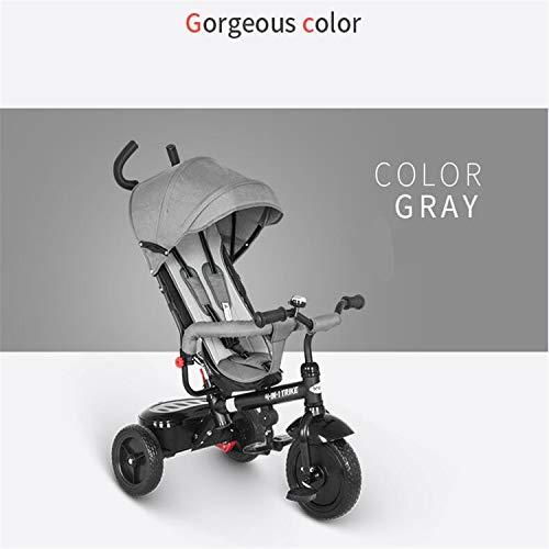 BABIFIS Baby driewielers, Kinderen Fietsen, 1-32-6 Jaar oud, Baby Trolleys, 3 In 1 Baby kinderwagens.