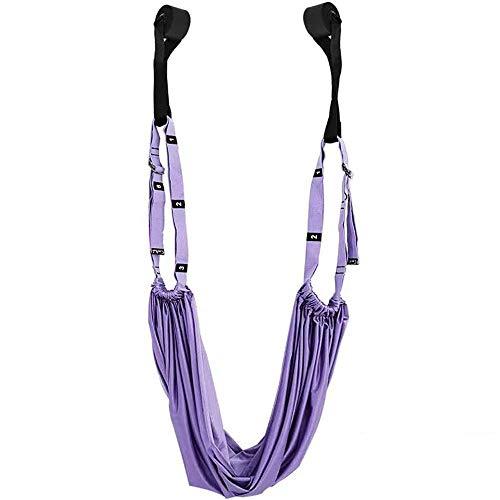 Verbeterde versie yoga handstand touw, yoga stretch riem lagere taille trainer, één woord paard taille training apparaat, voor het uitrekken van splitsen ligament