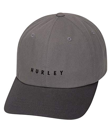 Hurley M Blended Hat Gorras, Hombre, Anthracite, Talla Única