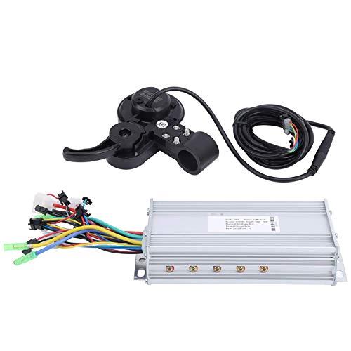 Controlador de Motor de Scooter eléctrico, Palanca de Cambio de Pulgar LCD, Alta robustez para Entretenimiento en el hogar, Competencia de Entrenamiento