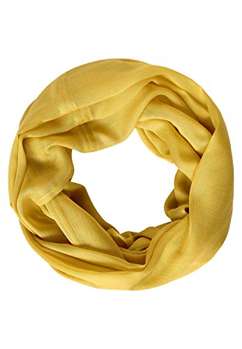 Cecil Damen Zarter Loop im Basic Style amber glow gold A