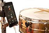 Backbeater Deluxe, Advanced Digital Metronome for Drummers. Smartphone system for perfect drum...