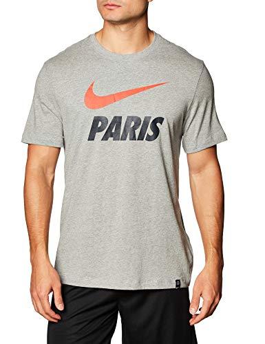 Nike 2020-2021 PSG Dry Ground Tee (gris oscuro)