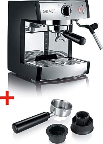 Graef Pivalla ES702EU1 con Sistema di Capsule per Nespresso