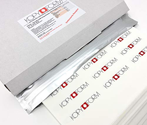 KOPYFORM DecoRoyal® Icing Sheets DIN A4, 20 Blatt (TP023)