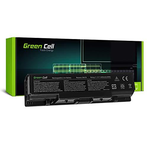 Green Cell Standard Serie GK479 FK890 Laptop Akku für Dell Inspiron 1500 1520 1521 1720 (6 Zellen 4400mAh 11.1V Schwarz)