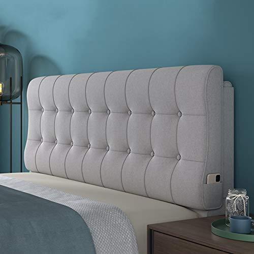 TPJJ Sofa Rückenlehne Kissen,rückenlehne Doppelbett,Kissen Sofa Ordner,kopfteil Bett Kissen,dreieckige Keil Kissen F 180x58x12cm(71x23x5inch)