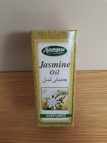 Huile capillaire de jasmin 100 % véritable huile de chanbely pressée à froid 100 ml