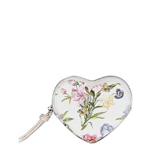 Fiorelli Geldbörse mit Reißverschluss, Herzmuster