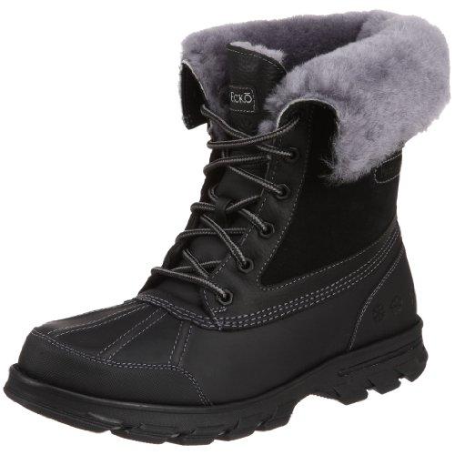 Marc Ecko Footwear Herren Grierson Keystone Stiefel, Schwarz/BLK, 42 EU