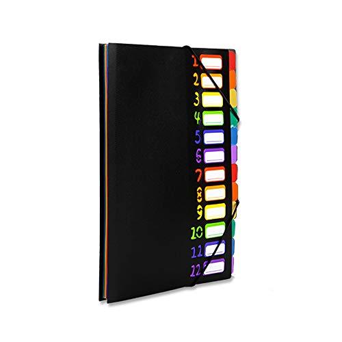 VIQWYIC Erweiternde Dateiordner A4...