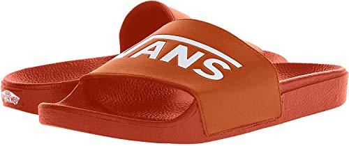 Vans Mens Slide-On Casual Sandals Shoes, Orange, 8