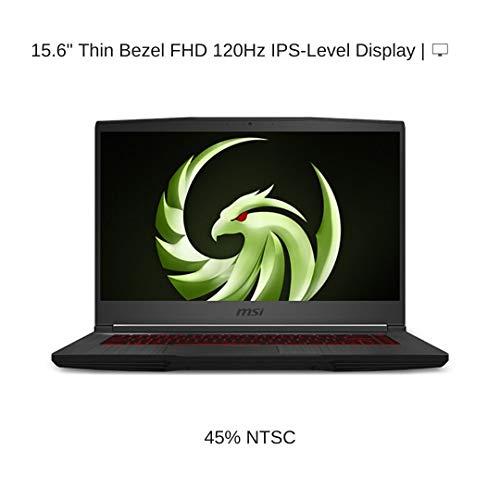 "HIDevolution MSI Bravo 15 A4DDR 15.6"" FHD 120Hz | 3.0 GHz Ryzen 5 4600H, RX5500M, 16 GB 2666MHz RAM, 512 GB PCIe SSD | Authorized Performance Upgrades & Warranty"
