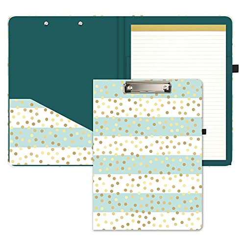 Hnogri Tablero de clip, Fashion Print Designfull Color, 50 x 35, diseño de rayas