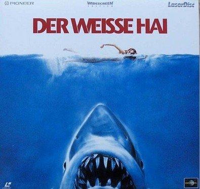 Der weiße Hai [Laser-Disk]
