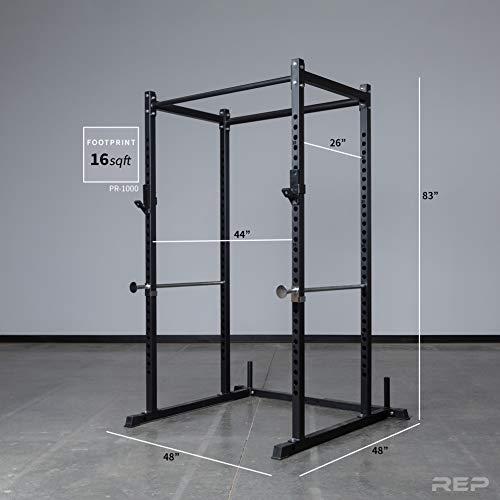 REP FITNESS Power Rack – PR-1000