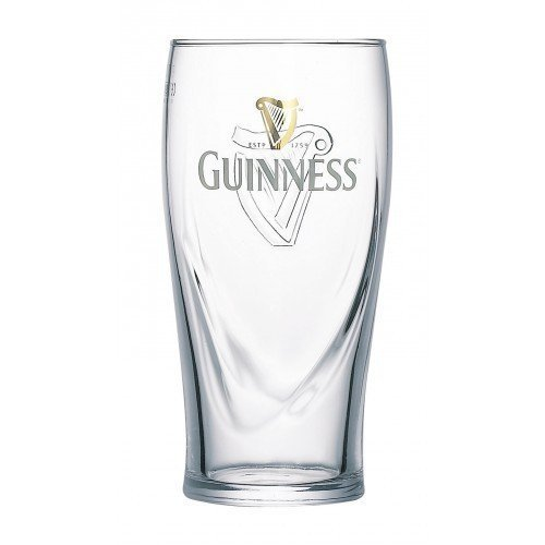 ギネスビール GUINNESS オリジナル グラス BEER PINT M18