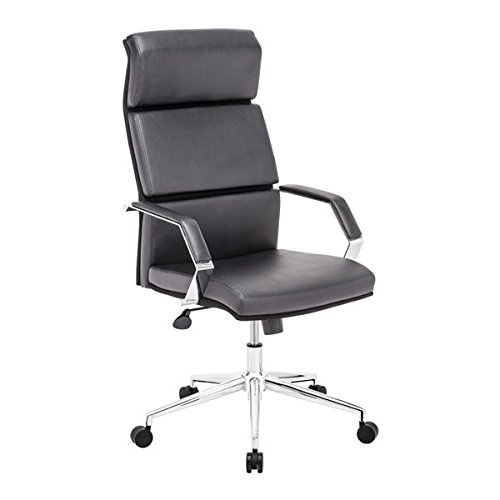 Zuo Lider Pro Office Chair, Black