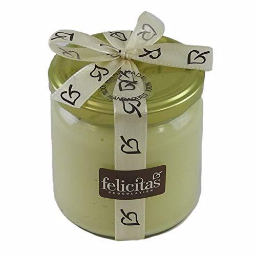 Weiße Schokoladencreme von der Confiserie Felicitas (400 g)
