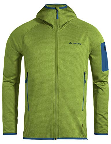 VAUDE Herren Men's Back Bowl Fleece Jacket II Jacke, Chute Green, M