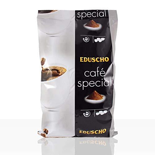 Eduscho Cafe Special Standard   Hochwertiger Kaffee aus ganzen Bohnen im 500g Beutel   Ideal für Kaffeevollautomaten   Toller Geschmack von Eduscho