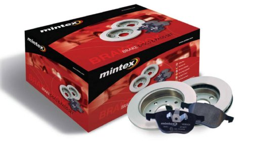 Rover 75 Brake Discs Kit 99-05 Front by Mintex