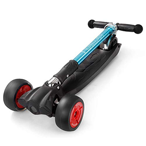For Sale! PLLP Outdoor Sports Scooter Kick,Folding Shock Absorption Kick, Adjustable Kids for 100Kg ...