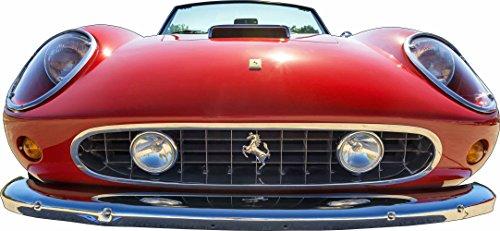 Oedim Photocall Ferrari Rojo   Photocall Divertido   Photocall Bodas   Photocall comuniones   Photocall Eventos  