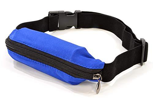 Flexifoil wasserdicht ausgeführt. Wetterfest Taille Pack für Männer und Frauen. Hält die Schlüssel, Karten & alle Mobiltelefone sicherer während des Trainings & Übung. Voll verstellbar und komfortabel. Perfekte Geschenke für Läufer.