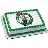 Boston Celtics Licensed Edible Cake Topper #4767